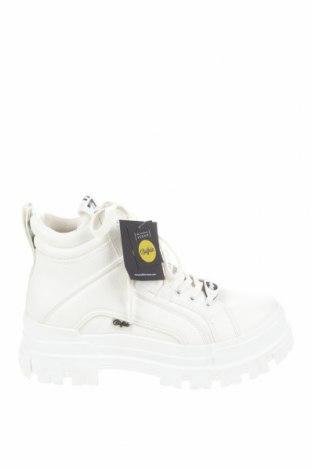 Дамски обувки Buffalo, Размер 41, Цвят Бял, Еко кожа, Цена 79,98лв.