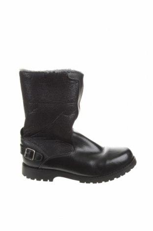 Dámské boty  Wrangler, Velikost 41, Barva Černá, Pravá kůže, textile , Cena  993,00Kč