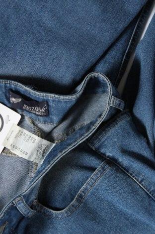 Дамски дънки Arizona, Размер M, Цвят Син, 79% памук, 19% полиестер, 2% еластан, Цена 28,12лв.