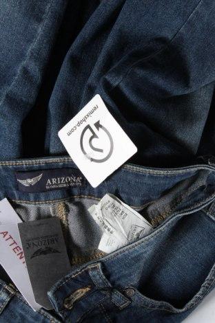 Дамски дънки Arizona, Размер S, Цвят Син, 79% памук, 19% полиестер, 2% еластан, Цена 24,90лв.