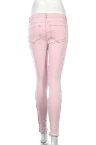 Дамски дънки Buffalo, Размер S, Цвят Розов, 97% памук, 3% еластан, Цена 24,66лв.