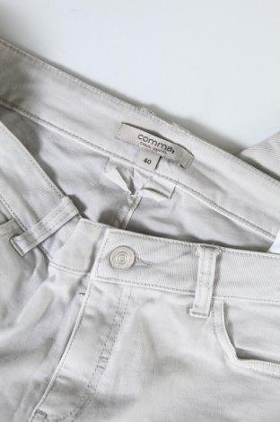 Дамски дънки Comma,, Размер M, Цвят Сив, 90% памук, 8% полиестер, 2% еластан, Цена 30,60лв.