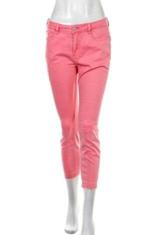 Дамски дънки Comma,, Размер S, Цвят Розов, 98% памук, 2% еластан, Цена 21,42лв.