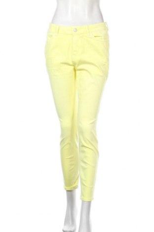 Дамски дънки Comma,, Размер M, Цвят Жълт, 90% памук, 8% полиестер, 2% еластан, Цена 96,75лв.