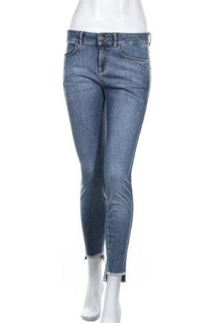 Дамски дънки Comma,, Размер S, Цвят Син, 98% памук, 2% еластан, Цена 96,75лв.