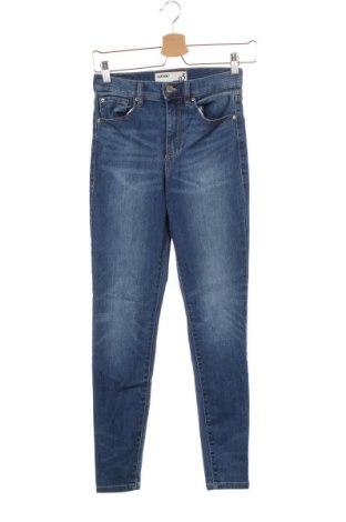 Дамски дънки Garage, Размер S, Цвят Син, 83% памук, 15% полиестер, 2% еластан, Цена 30,45лв.