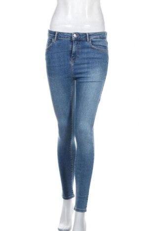 Дамски дънки Lefties, Размер S, Цвят Син, 98% памук, 2% еластан, Цена 35,10лв.