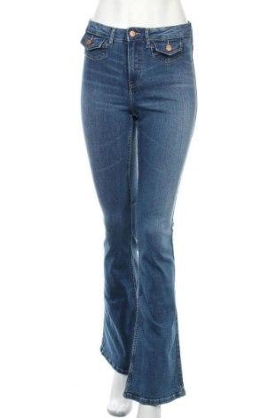 Дамски дънки Lois, Размер S, Цвят Син, 98% памук, 2% еластан, Цена 47,61лв.