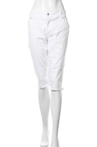 Дамски дънки Ltb, Размер XXL, Цвят Бял, 92% памук, 6% полиестер, 2% еластан, Цена 29,70лв.
