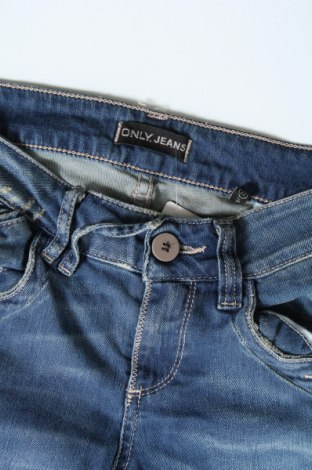 Дамски дънки ONLY, Размер S, Цвят Син, Цена 19,80лв.