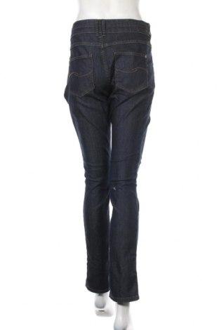 Дамски дънки Q/S by S.Oliver, Размер XL, Цвят Син, 65% памук, 35% полиестер, Цена 25,80лв.