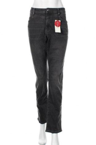 Dámské džíny  S.Oliver, Velikost XL, Barva Šedá, 98% bavlna, 2% elastan, Cena  968,00Kč