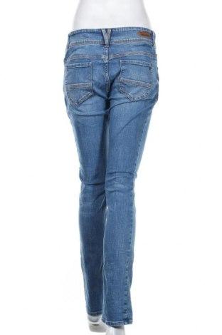 Дамски дънки S.Oliver, Размер M, Цвят Син, 98% памук, 2% еластан, Цена 27,72лв.