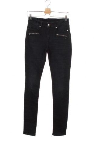 Дамски дънки S.Oliver, Размер XS, Цвят Черен, Цена 19,32лв.