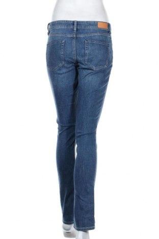Дамски дънки S.Oliver, Размер S, Цвят Син, 50% памук, 50% полиестер, Цена 17,20лв.