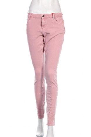 Дамски дънки S.Oliver, Размер M, Цвят Розов, 97% памук, 3% еластан, Цена 43,50лв.