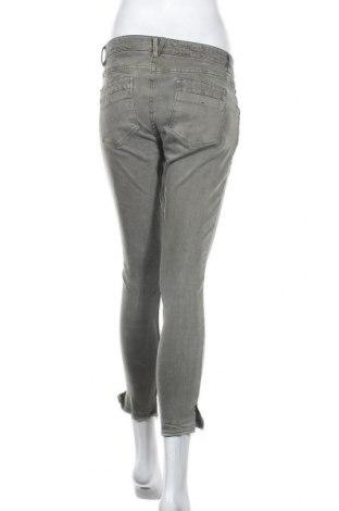 Дамски дънки S.Oliver, Размер M, Цвят Зелен, 75% памук, 14% вискоза, 8% полиестер, Цена 27,72лв.