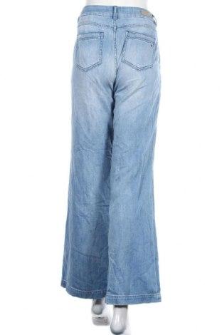 Дамски дънки S.Oliver, Размер S, Цвят Син, 88% памук, 12% лен, Цена 61,50лв.