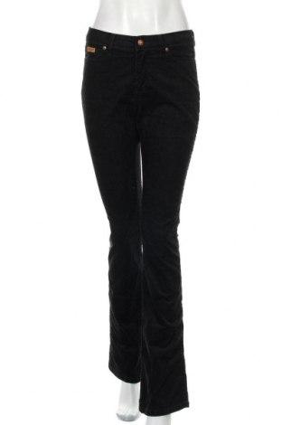 Dámské manšestráky  Wrangler, Velikost M, Barva Černá, 98% bavlna, 2% elastan, Cena  485,00Kč