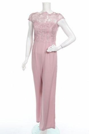 Salopetă de femei Chi Chi, Mărime M, Culoare Roz, Poliester, Preț 97,60 Lei