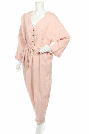 Salopetă de femei Urban Outfitters, Mărime M, Culoare Roz, Bumbac, Preț 71,84 Lei