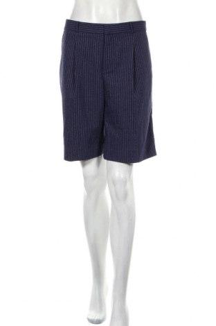 Γυναικείο κοντό παντελόνι Banana Republic, Μέγεθος L, Χρώμα Μπλέ, 75% πολυεστέρας, 23% βισκόζη, 2% ελαστάνη, Τιμή 8,23€