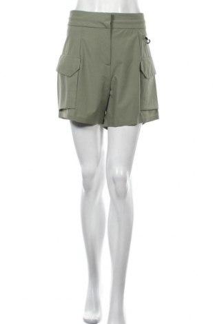 Дамски къс панталон Oysho, Размер M, Цвят Зелен, 88% полиамид, 12% еластан, Цена 19,60лв.