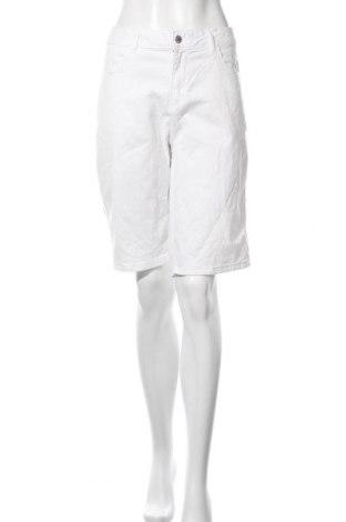 Dámské kraťasy  S.Oliver, Velikost XL, Barva Bílá, 97% bavlna, 3% elastan, Cena  371,00Kč