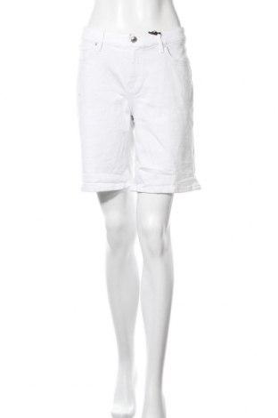 Dámské kraťasy  S.Oliver, Velikost M, Barva Bílá, 50% bavlna, 40% viskóza, 8% polyester, 2% elastan, Cena  342,00Kč