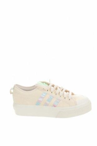 Dámské boty  Adidas Originals, Velikost 42, Barva Krémová, Textile , Eko kůže, Cena  908,00Kč
