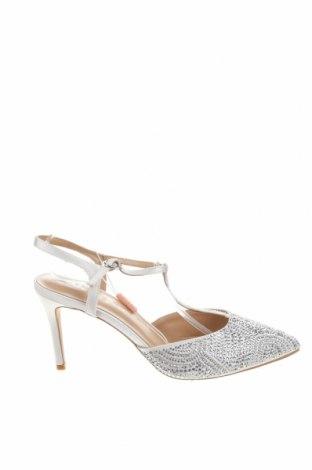 Дамски обувки Alma en Pena, Размер 41, Цвят Бял, Текстил, Цена 32,24лв.