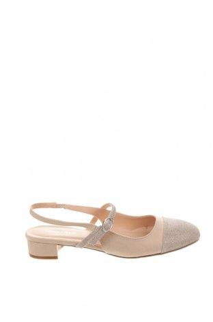 Дамски обувки Anna Field, Размер 37, Цвят Бежов, Текстил, Цена 36,75лв.