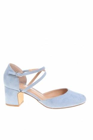 Дамски обувки Anna Field, Размер 38, Цвят Син, Текстил, Цена 44,25лв.