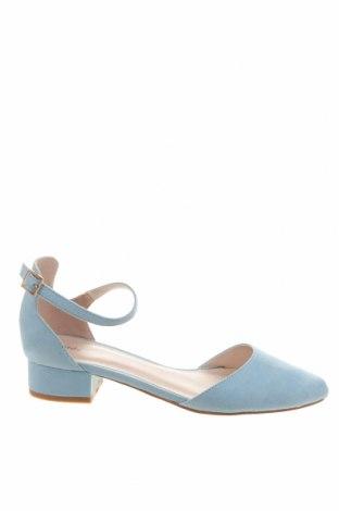 Dámské boty  Anna Field, Velikost 37, Barva Modrá, Textile , Cena  393,00Kč
