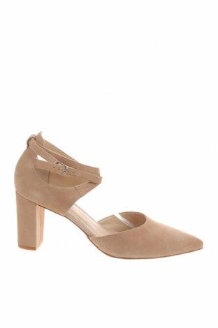Dámské boty  Anna Field, Velikost 42, Barva Béžová, Přírodní velur , Cena  553,00Kč
