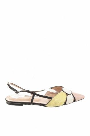 Dámské boty  Bianca Di, Velikost 40, Barva Vícebarevné, Pravá kůže, Eko kůže, Cena  571,00Kč