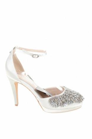 Дамски обувки Buffalo, Размер 39, Цвят Бял, Текстил, Цена 42,57лв.