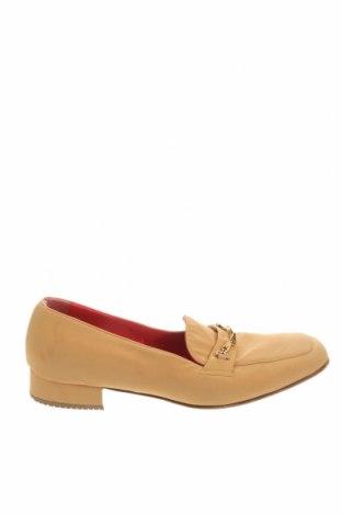 Дамски обувки Celine, Размер 40, Цвят Бежов, Текстил, Цена 129,15лв.