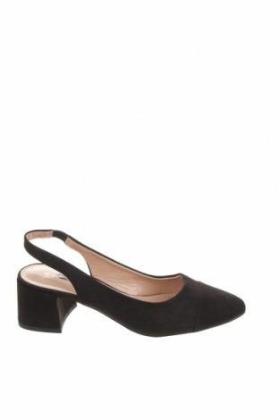 Încălțăminte de damă Dorothy Perkins, Mărime 37, Culoare Negru, Textil, Preț 103,95 Lei