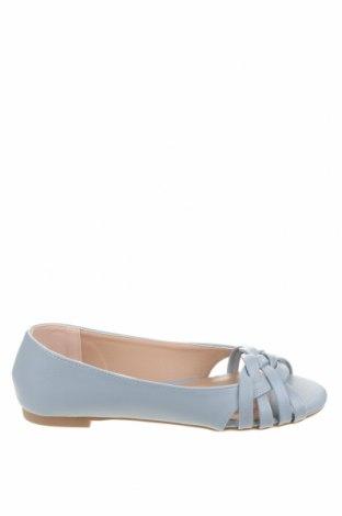 Дамски обувки Dorothy Perkins, Размер 37, Цвят Син, Еко кожа, Цена 20,65лв.