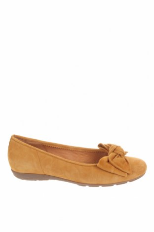 Γυναικεία παπούτσια Gabor, Μέγεθος 40, Χρώμα Καφέ, Φυσικό σουέτ, Τιμή 46,01€
