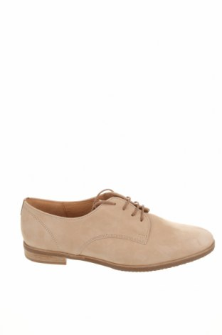 Дамски обувки Gabor, Размер 40, Цвят Бежов, Естествена кожа, Цена 41,65лв.