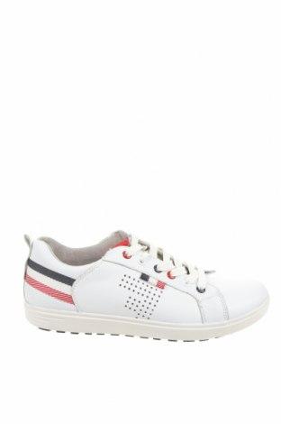 Дамски обувки Jana, Размер 41, Цвят Бял, Естествена кожа, Цена 39,56лв.