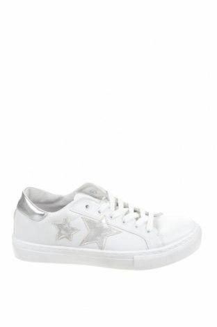 Дамски обувки Les Tropeziennes Par M.Belarbi, Размер 39, Цвят Бял, Еко кожа, Цена 40,92лв.