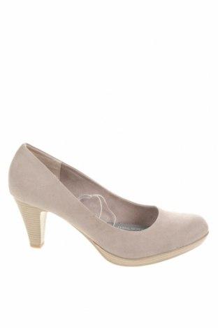 Дамски обувки Marco Tozzi, Размер 41, Цвят Сив, Текстил, Цена 59,25лв.