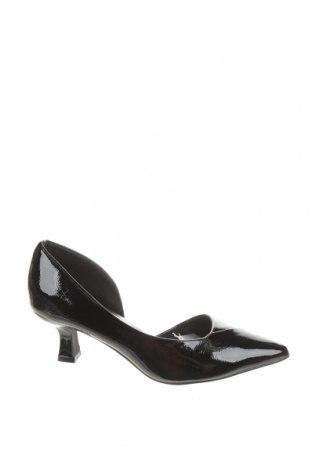 Дамски обувки Marco Tozzi, Размер 37, Цвят Черен, Еко кожа, Цена 30,02лв.