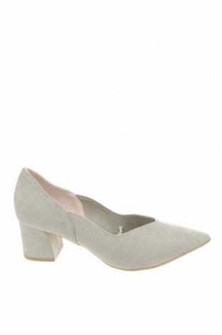 Дамски обувки Marco Tozzi, Размер 39, Цвят Зелен, Текстил, Цена 31,60лв.