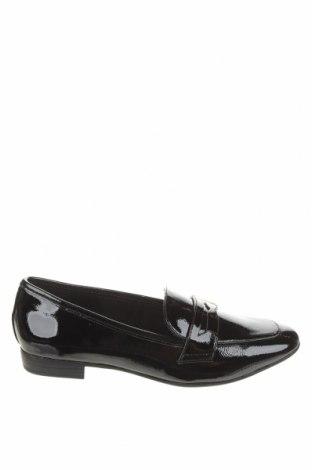 Дамски обувки Marco Tozzi, Размер 40, Цвят Черен, Еко кожа, Цена 30,02лв.
