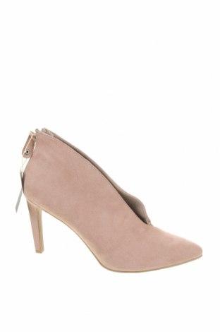 Дамски обувки Marco Tozzi, Размер 41, Цвят Розов, Текстил, Цена 31,74лв.