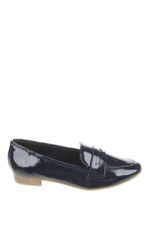 Дамски обувки Marco Tozzi, Размер 37, Цвят Син, Еко кожа, Цена 30,02лв.